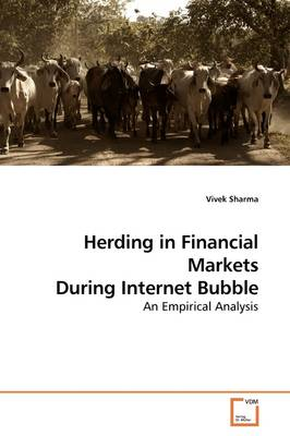 Herding in Financial Markets During Internet Bubble