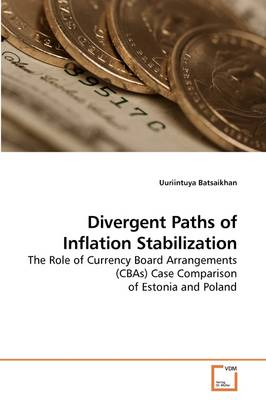 Divergent Paths of Inflation Stabilization