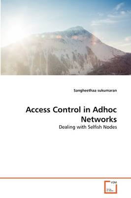 Access Control in Adhoc Networks