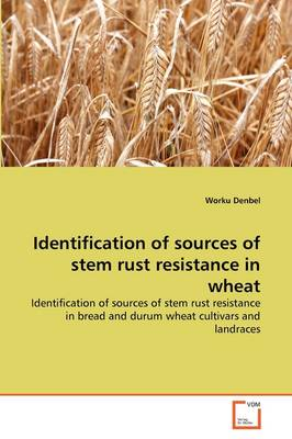 Identification of Sources of Stem Rust Resistance in Wheat