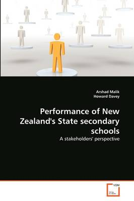 Performance of New Zealand's State Secondary Schools