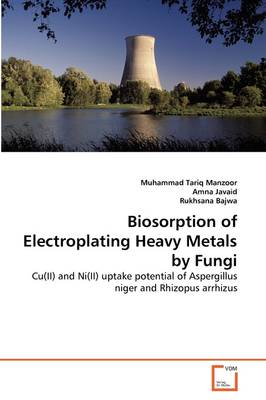 Biosorption of Electroplating Heavy Metals by Fungi