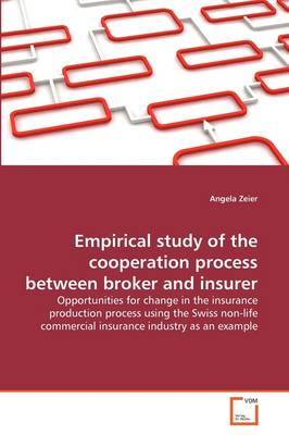 Empirical Study of the Cooperation Process Between Broker and Insurer