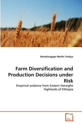Farm Diversification and Production Decisions Under Risk