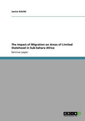 The Impact of Migration on Areas of Limited Statehood in Sub-Sahara Africa