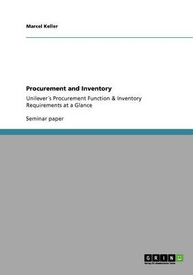 Procurement and Inventory