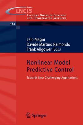 Nonlinear Model Predictive Control: Towards New Challenging Applications