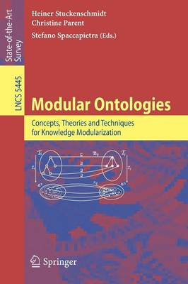 Modular Ontologies: Concepts, Theories and Techniques for Knowledge Modularization