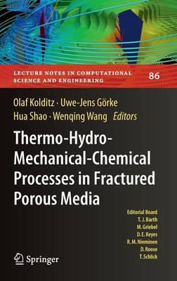 Thermo-Hydro-Mechanical-Chemical Processes in Porous Media: Benchmarks and Examples