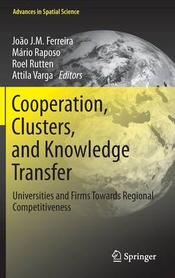 Cooperation, Clusters, and Knowledge Transfer: Universities and Firms Towards Regional Competitiveness
