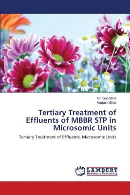 Tertiary Treatment of Effluents of Mbbr Stp in Microsomic Units