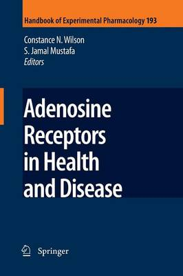 Adenosine Receptors in Health and Disease