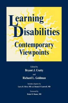 Learning Disabilities: Contemporary Viewpoints