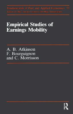 Empirical Studies Of Earnings