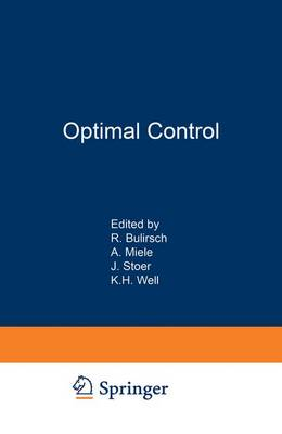 Optimal Control: Calculus of Variations, Optimal Control Theory and Numerical Methods