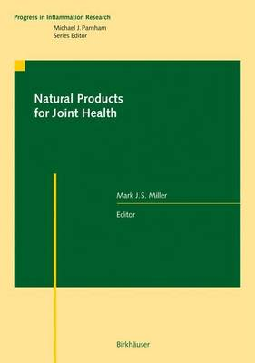 Natural Products for Joint Health