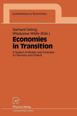 Economies in Transition: A System of Models and Forecasts for Germany and Poland
