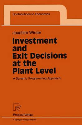 Investment and Exit Decisions at the Plant Level: A Dynamic Programming Approach