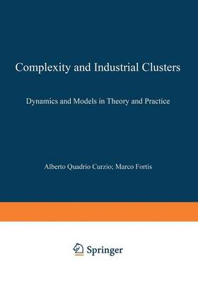 Complexity and Industrial Clusters: Dynamics and Models in Theory and Practice