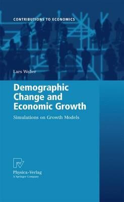 Demographic Change and Economic Growth: Simulations on Growth Models