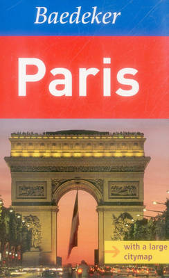 Baedeker Guide Paris