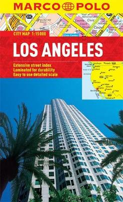 Los Angeles Marco Polo City Map
