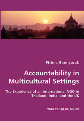 Accountability in Multicultural Settings