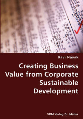 Creating Business Value from Corporate Sustainable Development