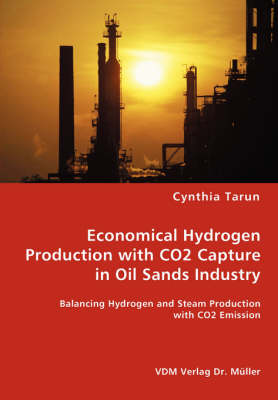Economical Hydrogen Production with Co2 Capture in Oil Sands Industry