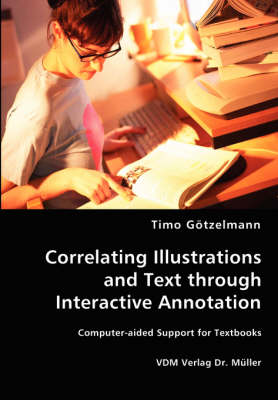 Correlating Illustrations and Text Through Interactive Annotation