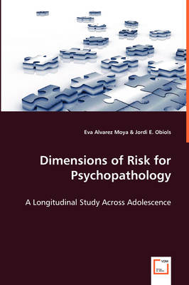 Dimensions of Risk for Psychopathology