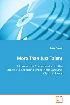 More Than Just Talent