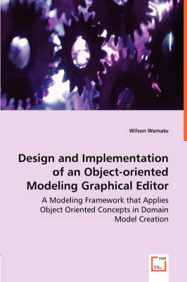 Design and Implementation of an Object-Oriented Modeling Graphical Editor