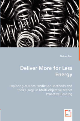 Deliver More for Less Energy