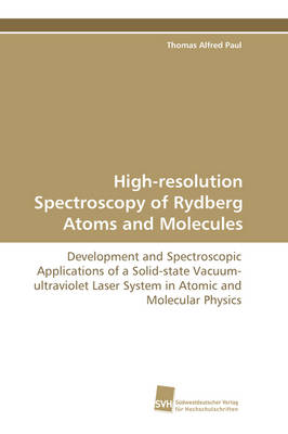 High-Resolution Spectroscopy of Rydberg Atoms and Molecules