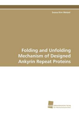Folding and Unfolding Mechanism of Designed Ankyrin Repeat Proteins