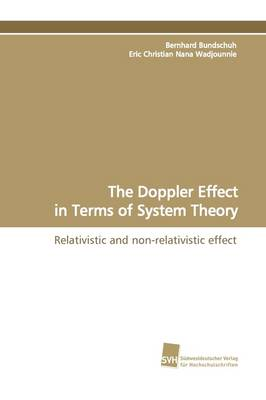 The Doppler Effect in Terms of System Theory