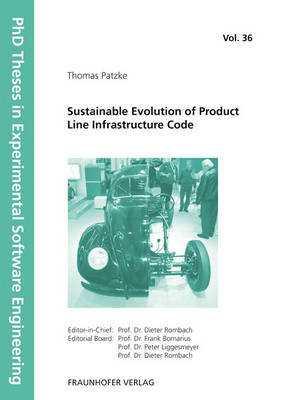 Sustainable Evolution of Product Line Infrastructure Code