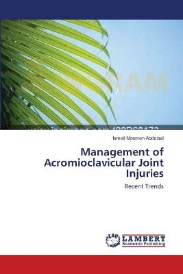 Management of Acromioclavicular Joint Injuries