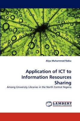 Application of Ict to Information Resources Sharing