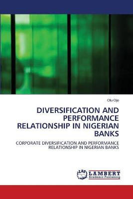 Diversification and Performance Relationship in Nigerian Banks
