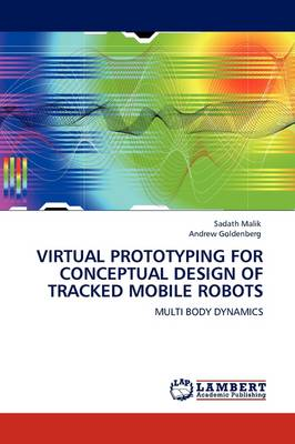 Virtual Prototyping for Conceptual Design of Tracked Mobile Robots