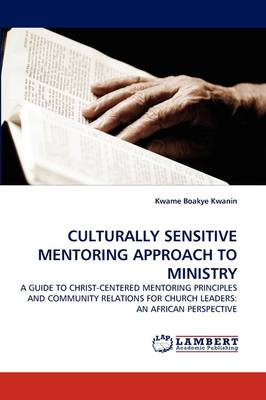 Culturally Sensitive Mentoring Approach to Ministry