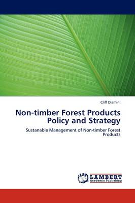 Non-Timber Forest Products Policy and Strategy