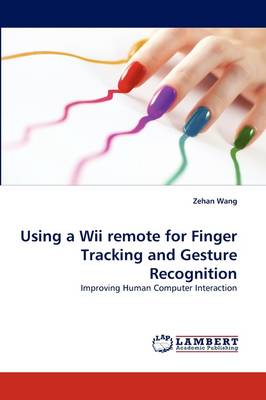 Using a Wii Remote for Finger Tracking and Gesture Recognition