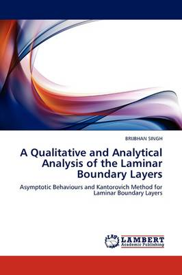 A Qualitative and Analytical Analysis of the Laminar Boundary Layers