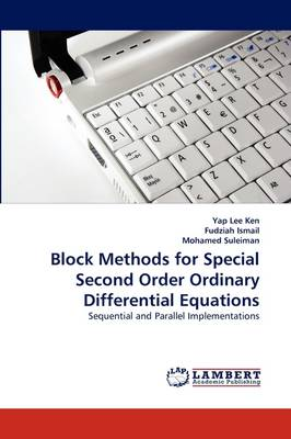 Block Methods for Special Second Order Ordinary Differential Equations