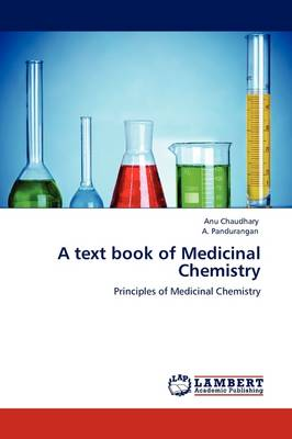 A Text Book of Medicinal Chemistry