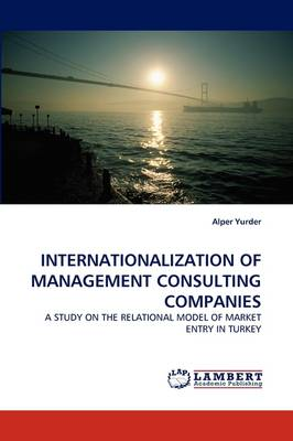 Internationalization of Management Consulting Companies