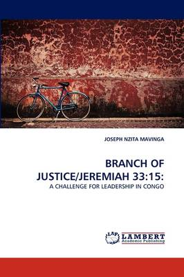 Branch of Justice/Jeremiah 33: 15: